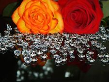 Wedding Table Scatter Crystal Diamonds Decoration 4.5- 6.5- 8- 10mm and MIX Lots