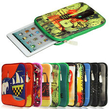 "Zipper Pouch Bag Case for iPad Mini/ASUS Google Nexus 7 2nd/7"" 7.9"" 8"" Tablet PC"