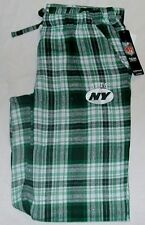 NEW YORK JETS  WOMEN'S NFL TEAM  SLEEP LOUNGE PANTS PAJAMAS S M L XL GREEN NWT