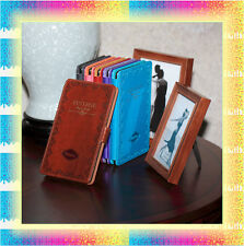Mosiso Classic Retro Book Style Smart Case for Nexus 7 2nd Gen, iPhone ,kindle