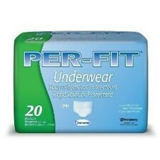 First Quality PER-FIT Adult Senior Diapers Briefs Pull On Up PF~ PICK SIZE