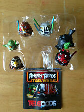 Star wars angry birds telepods figures nouvelle série exclusive rare 3 telepod
