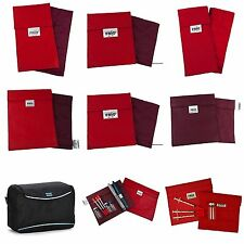 FRIO Cooling Cool Reusable Insulin Travel Wallet RED Cartridge Carrier Cooler BN