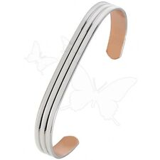NUOVO-SABONA CLASSIC SILVER PLATED BRACCIALE IN RAME
