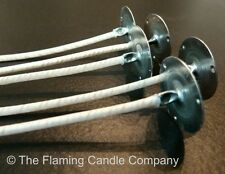 "Five Hundred (500) 6"" CD Wicks for Candle Making"