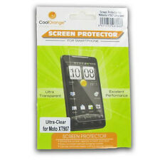 3/5/10 LCD Clear Screen Protector,Guard,Shield For Motorola XT907 Droid Razr M