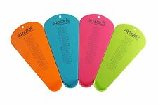 Squatchi Children's Shoe Sizer - Foot Measuring Device for Kids US & Canada size