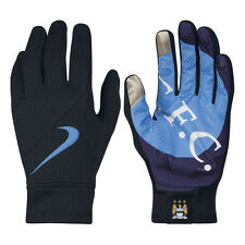 NIKE MANCHESTER CITY FIELD PLAYER GLOVES TRAINING SOCCER 2013/14