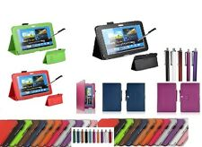 Leather Smart Cover Case Stand for Samsung Galaxy Note 10.1 N8000 Tablet