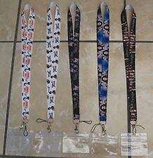 Twilight Lanyard / Neck Strap for Pin Trading inc. Waterproof ticket holder