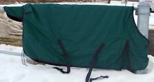 ASA 600D Waterproof Winter Protection Turnout Horse Blanket GREEN 74 76 78 80 Nu