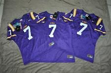LSU Tigers Nike Womens Football Jersey #7 Purple Choose Size NWT FAST HANDLING
