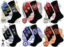 Childrens Official Football Club Team Socks Boys Girls Ladies 12.5-3.5 & 4-6.5
