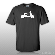 Ruckus (modified) Tee Shirt Gildan S M L XL 2XL 3XL Cotton moped scooter