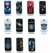 New Heros Pattern Replace Back Battery Cover PC Case For Samsung Galaxy S4 I9500