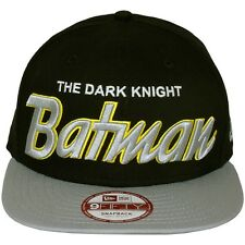 New Era x DC Comics - Casquette Snapback Homme 9Fifty Reverse Hero Word - Batman