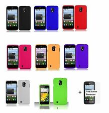 Hard Case Snap-on Phone Cover for ZTE Majesty Z796C + Free Screen Protector