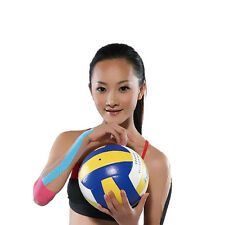 5m x 5cm Kinesiology Sports Muscles Care Elastic Physio Therapeutic Tape 1 Roll