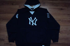 NEW YORK YANKEES NEW MLB MAJESTIC FLY BALL COOPERSTOWN HOODED SWEATSHIRT