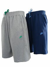 NIKE MENS JERSEY COTTON SHORTS VARIOUS COLOURS AND SIZES #372752