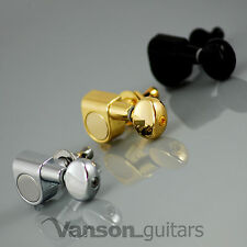 6 x NEW Vanson VN-05 Tuners, Machine heads, for Fender® Strat® or Tele®* guitars