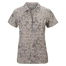 NEW Sport Haley Be Chic Collection Animal Stripe Print Polo