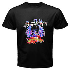 New DON DOKKEN *Up From The Ashes Rock Band Legend Mens Black T-Shirt Size S-3XL