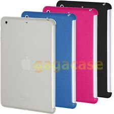 iPad Air iPad 5 Slim Fit Smart Cover Workable TPU Gel Skin Back Cover Case