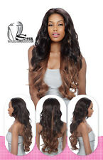 Vanessa Express Top Lace Synthetic Wig - Tops Helta