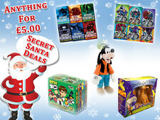 Secret Santa Gifts Sets and Christmas Stocking Fillers (Disney Goofy, Ben 10)