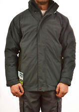 REGATTA VISUAL MENS JACKET IN GREY ASH ISOTEX 3 IN 1 (SMALL ONLY) MA101