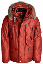 NWT PARAJUMPERS RIGHT HAND KIDS BOYS  2014 100% AUTHENTIC GOOSE DOWN PARKA W/FUR