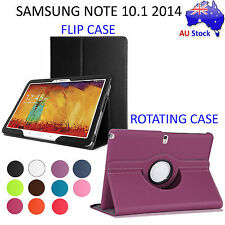 Flip Leather Case Cover for Samsung Galaxy Note 10.1 2014 Edition P600 P605