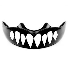 Demon Fang Sport Mouth Guard, Free Storage Case, WARRIOR MOUTHGUARDS