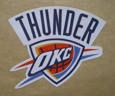 Oklahoma City Thunder Decal Sticker Basketball Team Logo NBA Licensed Your Choic