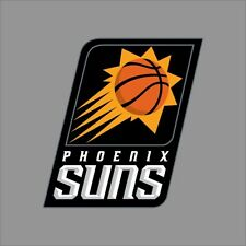 Phoenix Suns NBA Team Logo Vinyl Decal Sticker Car Window Wall Cornhole