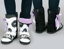 Iron Fist - Misfits - Fugly Boots - Brand New Official Merch