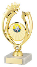 Multi sport Award, Budget Trophy, School Awards FREE Engraving Equestrian, Darts