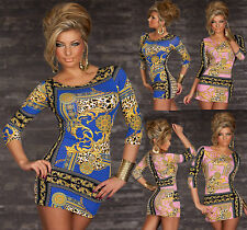 NUOVO sexy delle donne, S Dress Fashion Top SZ zona delle 6/12 Hot Donna Casual Camicia Clubwear S ML