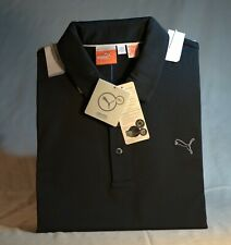 New 2013 Puma Duo Swing Polo Black MSRP $75.00