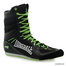 Lonsdale Typhoon High Boxing Boots (RRP £59.99)