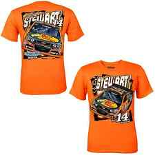 Tony Stewart 2014 Chase Authentics #14 Bass Pro Shops Chassis Tee FREE SHIP!