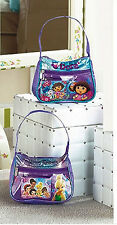 Designer Girls' Handbag Set / Tinker Bell (Pixie) or Dora -- You Choose