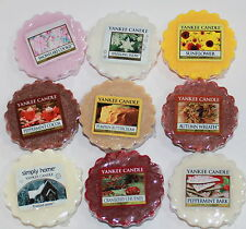 Yankee Candle Tarts, Mix Match, You Choose, New and Holiday