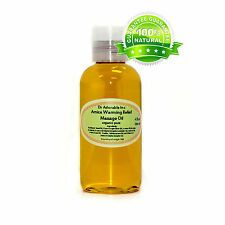 Arnica Warming Relief Massage Oil with Essential Blend Pure & Organic 2 oz-7 lb