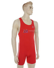 RUNNING SPEED SUIT ADIDAS 3 Stripe Athletic 558859 all size