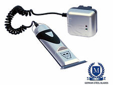 New Masterclip Royale Cordless Horse Clippers with Battery Pack & Clipper Blades