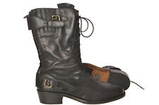 Padma Man connected rubber bottom Boots with black MADE IN ITALY (30A4M)