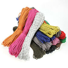 New 25ft Reflective 7 Strand Core 550lb Paracord Parachute Cord Survival Lanyard