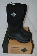 MUCK BOOTS ARCTIC SPORT HI TALL BLACK GREY INSULATED ASP 000A 7 8 9 10 11 12 13